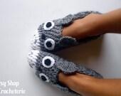 Totoro home slippers My neighbor totoro Women size 5 to 10.5