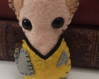Pavel Chekov - Star Trek plushie