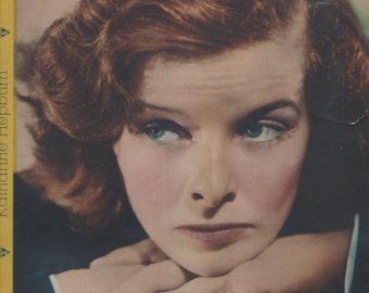 Katharine Hepburn & Kay Francis Vintage Pictures