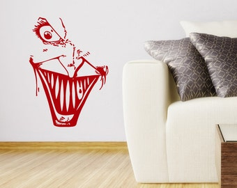 Popular Items For Joker Smile On Etsy