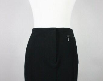 Vintage 90's New Womens DKNY High Waisted Mini Skirt 26
