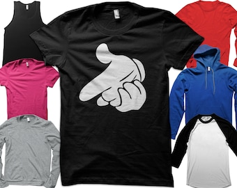 Drake Mickey Mouse Hands - ymcmb t shirt rap ovoxo tee ...
