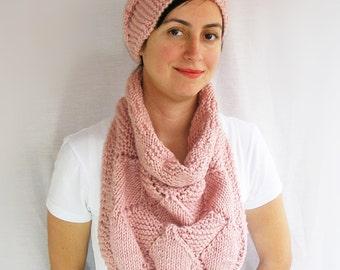SALE/ 45% off neck warmer/ear warmer/handmade item/knitting/knitted neck warmer-ear warmer/accesories/knitting accesories
