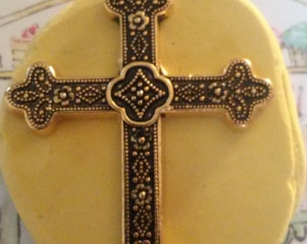 Large Cross Flexible Silicone Mold~