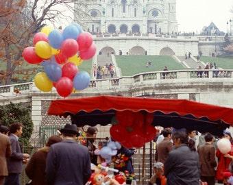 The Basilica of Sacred Heart Paris