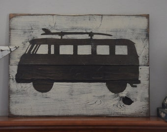 VW Bus Board