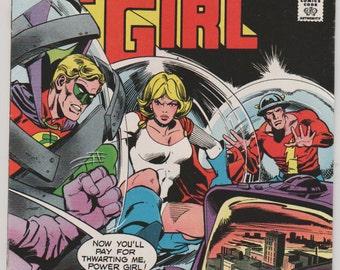 Showcase (presents Power Girl), Vol 1, 99, Bronze Age Comic Book.  VF-. April 1978.  DC Comics