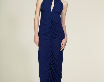 Navy Evening Dress / Gown