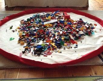 SALE: Lego Bag / Playmat Tutorial
