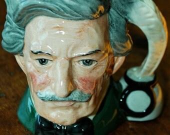Royal Doulton Character Jug, Mark Twain D6694