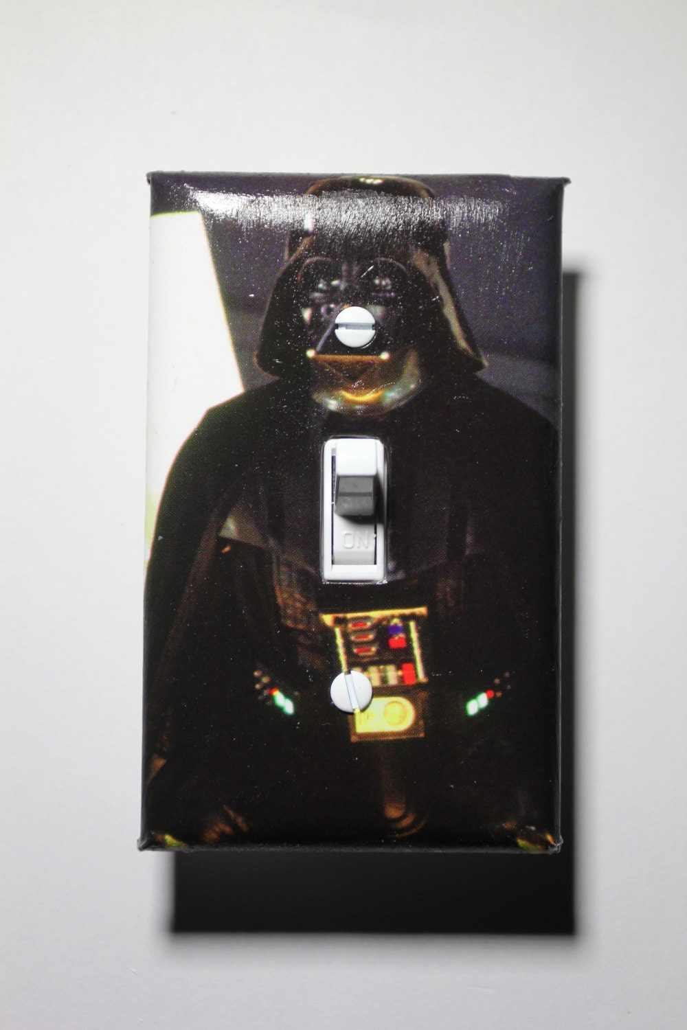 Darth Vader Star Wars Light Switch Plate Cover By