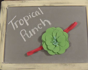 Tropical Punch Girls Headband