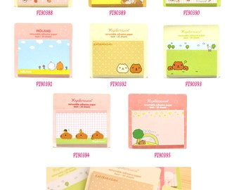 Molang Post IT Notes Sticky Memo