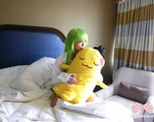 Life Sized Cheese Kun Plush C.C. Code Geass 3D 1:1