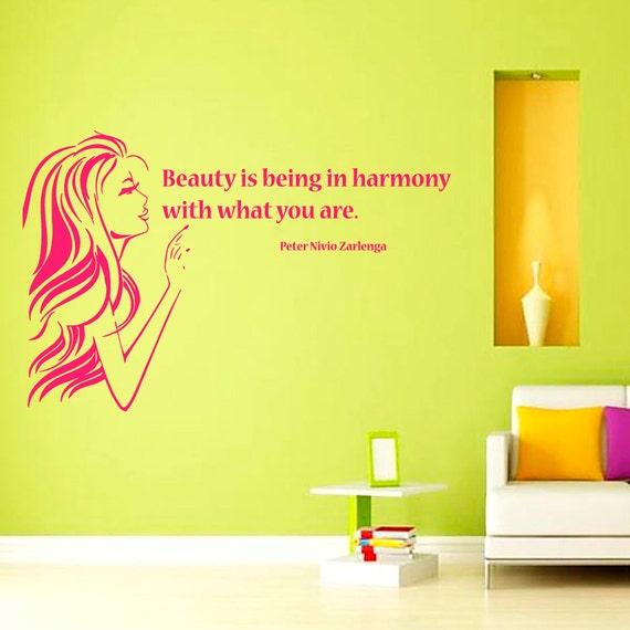 Beauty salon wall quotes quotesgram for Salon quotes of the day