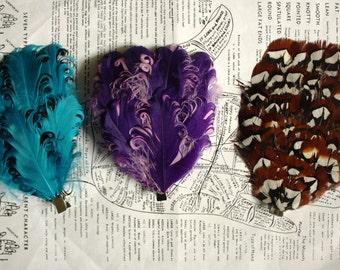 Feather, Fascinator, Hair, Accessory, Party, Wedding Favor, Bridesmaid