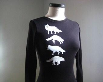 Arctic Fox Long Sleeved T Shirt Women's