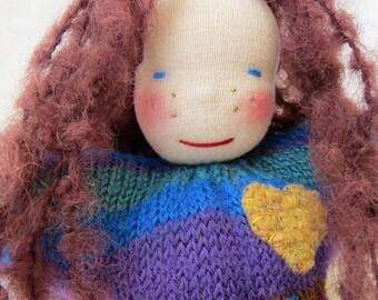 Waldorf Doll - 9 inch Sweet Girl