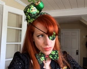 Custom Order Fascinator Hat