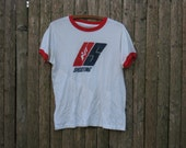 Vintage US Shooting Tshirt Mens Small