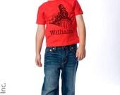 Train Birthday Shirt - 4th Birthday T-shirt (Use Any Number) - Vintage Train Party - Choo Choo I'm 2 Train Shirt - Personalized Train Shirt