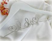 Engagement Gifts, I Do Wedding Dress Hanger, Premium Quality Bridal Gift