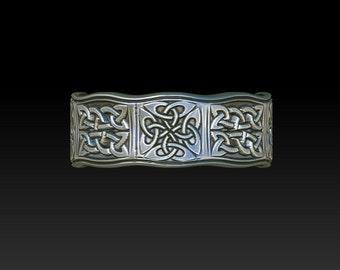wedding ring celtic ring   celtic band    celtic    wedding band YB8