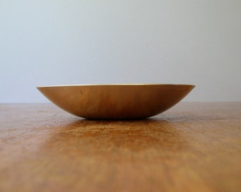Mid Century WMF IKORA Modernist Metal Bowl