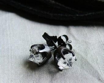 mens earrings etsy