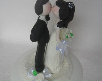 Wedding cake topper custom wedding cake topper