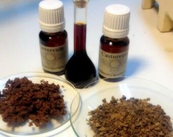Castoreum- Canadian Beaver Castor Tincture. 20% concentration