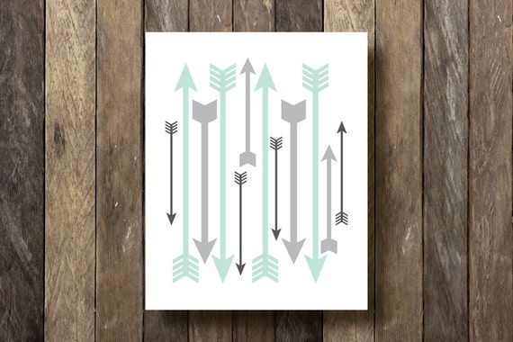 Items Similar To Arrows Print Instant Download Printable