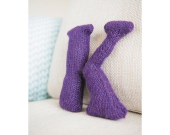 Knitted Letter K Knitting Pattern 803494