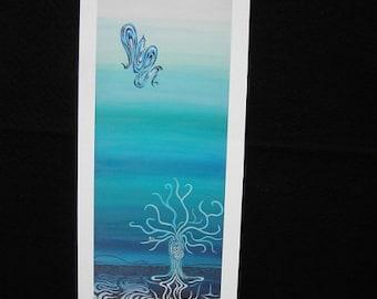Tree of Life - Fine Art Print on Watercolour Paper