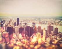 New York City photography, New York City print ,New york landscape,New york skyline,fine art photography,living room decor,New york print