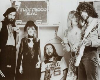 Fleetwood Mac Rare Poster