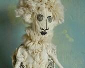 On Sale Sale, handmade silkie doll