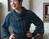 PATTERN Martha Pullover Crochet Instant Download