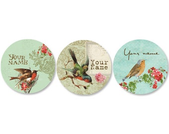 Custom Stickers  Custom Logo Stickers  Personalized Stickers  Product Labels  Adhesive Labels  Return Address Labels  Bird Stickers