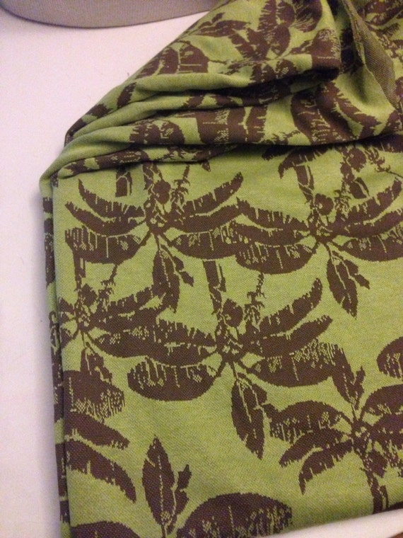 Polyester Jersey Knit Fabric 1-1/2 Yards