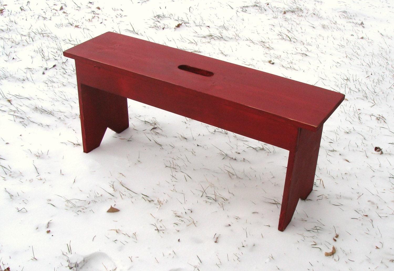 Rustic outdoor wood bench - Rustic Bench Entryway Bench Mudroom Bench Garden Bench Wood Bench Cottage