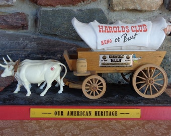 Popular Items For Oxen And Wagon On Etsy