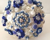 Reserved listing for Vicki Low Final payment for the The Diana Button Bouquet and Buttonhole