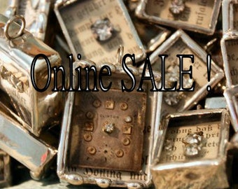 Online class SALE  ONLY!  45.00  Terri Brush Soldering jewelry