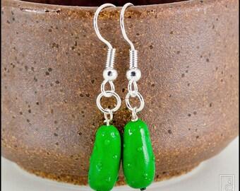 Assorted Veggie Drop Earrings