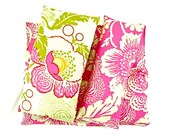 Heat Packs:  3PC SetNeck Wrap, Back Relief Heat Pack, Eye Pillow,Floral, Gift Guide