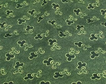 "Vintage 1960s ""Rafiki Wax Print"" Fabric - 3 1/2 Yards - Fabric Yardage / Fabric Yardage / Cotton Fabric/ 1960s Fabric / 60s"