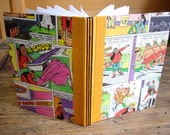 Comic (a notebook)