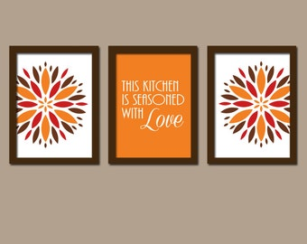 Popular items for picture kitchen on etsy for Kitchen artwork
