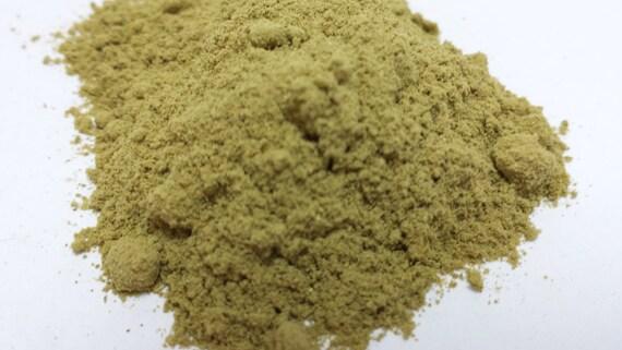 Larrea leaf resin capsules